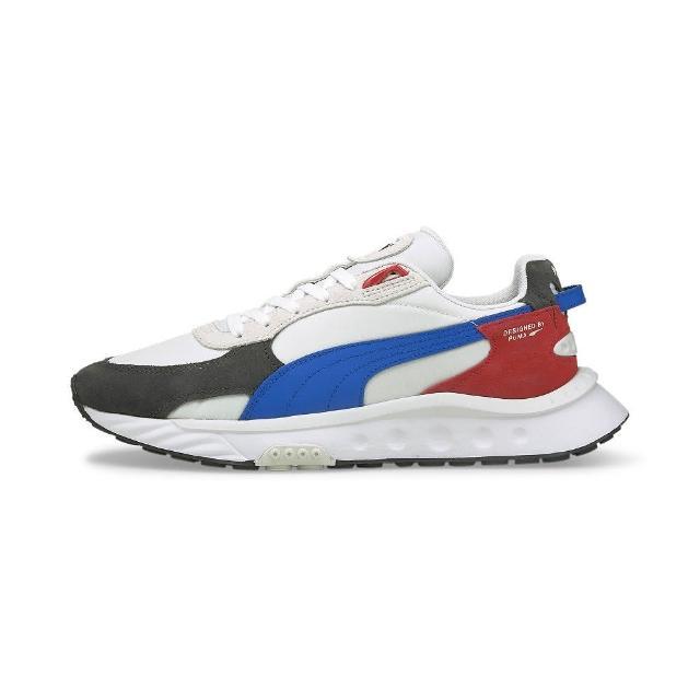 【PUMA】慢跑鞋 男鞋 女鞋 運動鞋 白藍 38151704