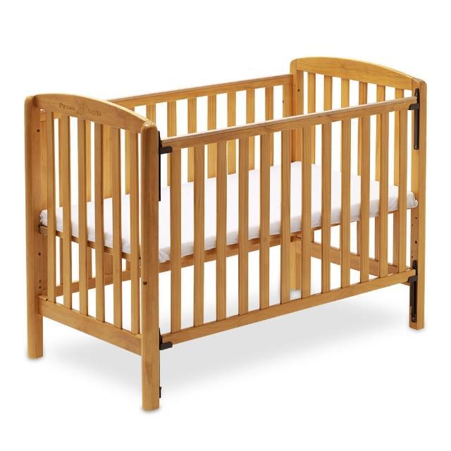 【奇哥】比得兔原木大床(附直立纖維棉床墊120×65×5cm)