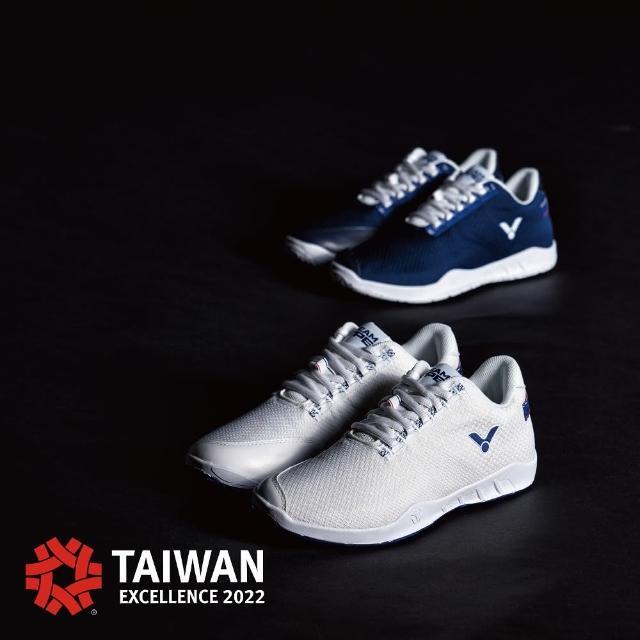 【VICTOR 勝利體育】休閒運動鞋 奧運版(VGCT A/B 白/藏青)
