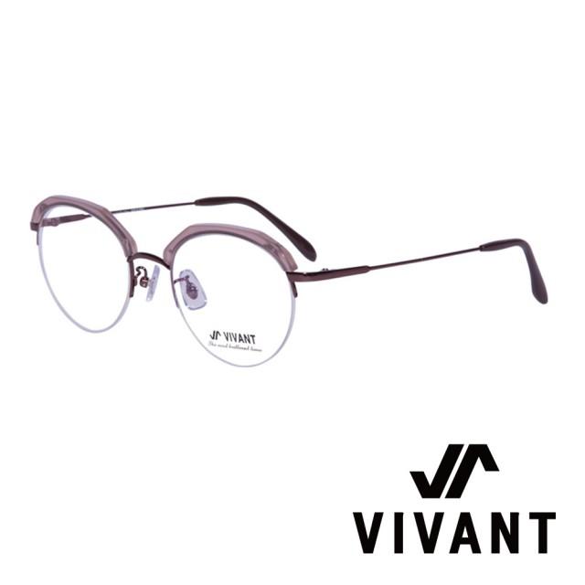 【VIVANT】韓國 眉框 造型 光學眼鏡(.咖啡 sourcil C4)