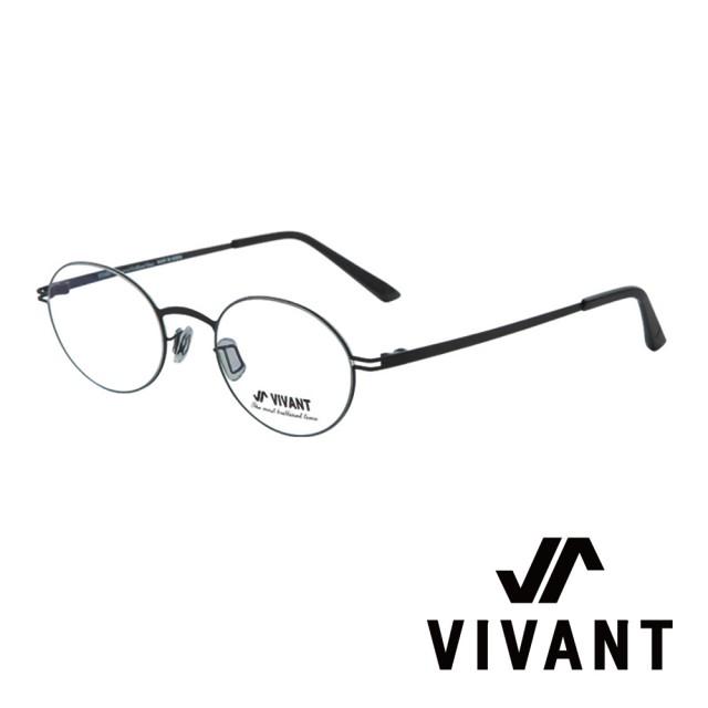 【VIVANT】韓國小圓框 光學眼鏡(.黑 comme C1)