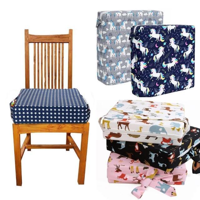 【Baby 童衣】增高墊 寶寶餐椅增高坐墊 88010(共13色)