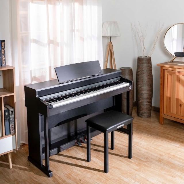 【Flykeys】FK130 88鍵電鋼琴(史坦威鋼琴音色 CLP RP701 F701)
