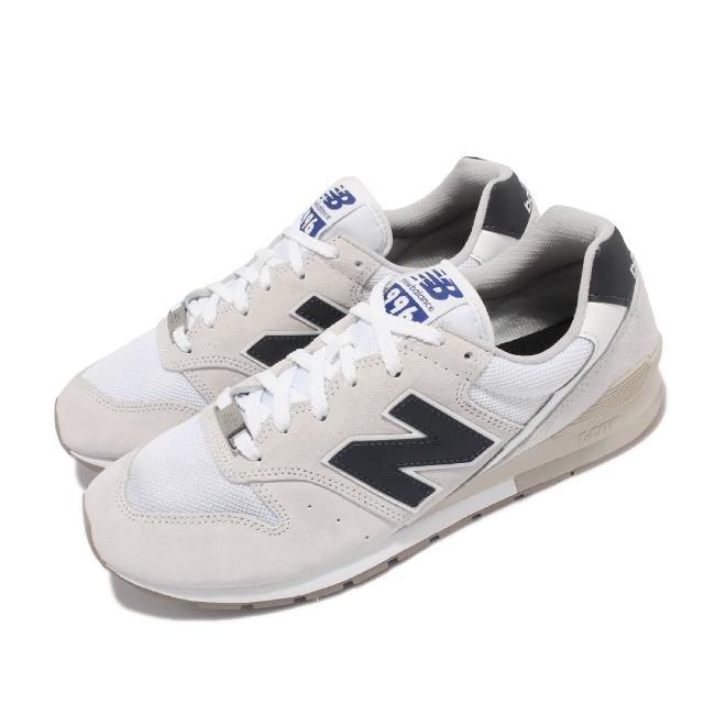 【NEW BALANCE】休閒鞋 996 復古 N字鞋 男鞋 紐巴倫 反光 麂皮 穿搭推薦 灰(CM996HN2-D)