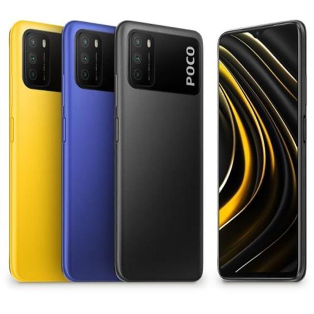 【小米】POCO M3 4G/128G 6.53吋 大電量智慧型手機