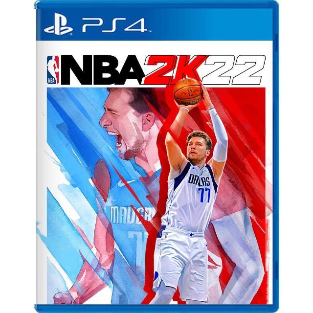 【SONY 索尼】預購2021/09/10上市★ PS4 NBA 2K22《中文版》