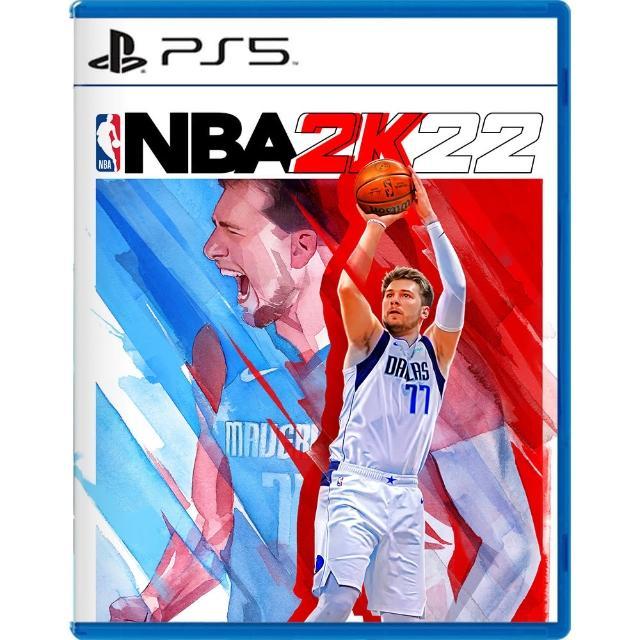 【SONY 索尼】預購2021/09/10上市★ PS5 NBA 2K22《中文版》