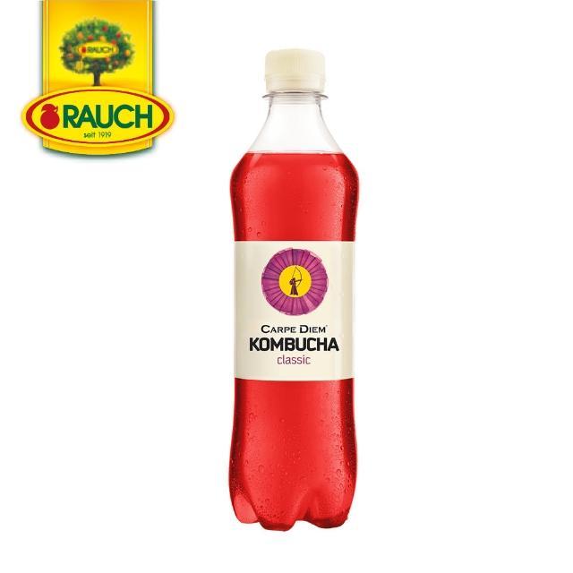【Rauch】奧地利康普茶氣泡飲(500ml)