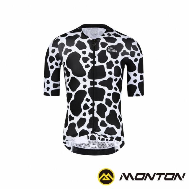 【MONTON】COW女款短車衣(女性自行車服/短袖上衣/單車服/單車衣)