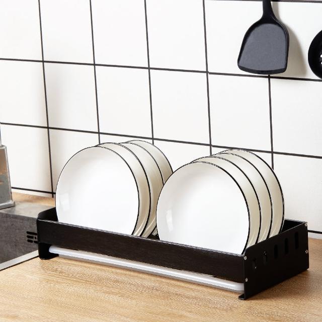 【居家收納】北歐風 單層落地盤架 鋁合金置物架 防鏽盤架(盤架)