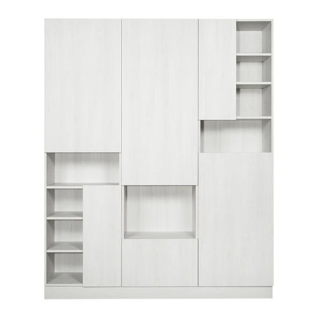 【Arkhouse】伯利恆系列-餐廳造型組合三高櫃D款W180*H218*D40
