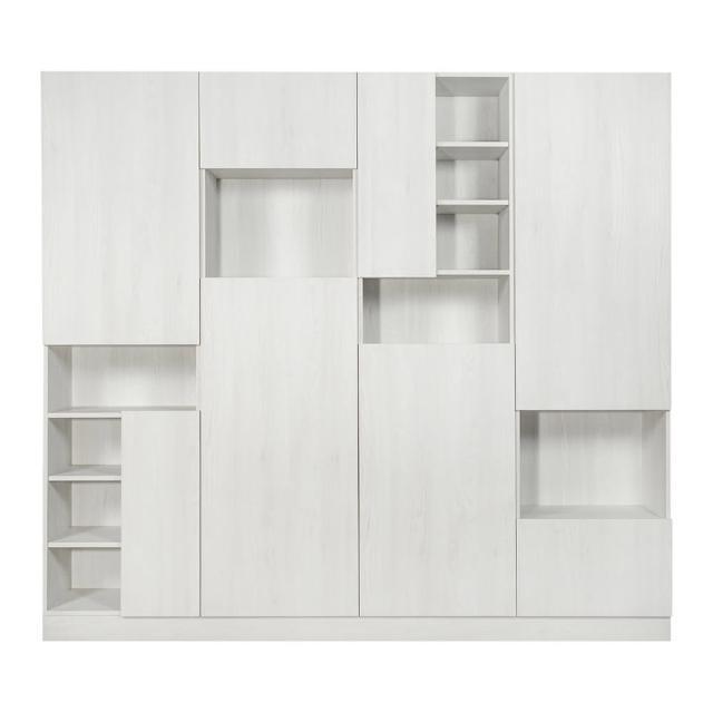 【Arkhouse】伯利恆系列-餐廳造型組合四高櫃E款W240*H218*D40