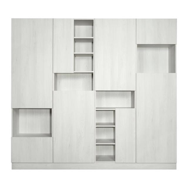 【Arkhouse】伯利恆系列-餐廳造型組合四高櫃D款W240*H218*D40