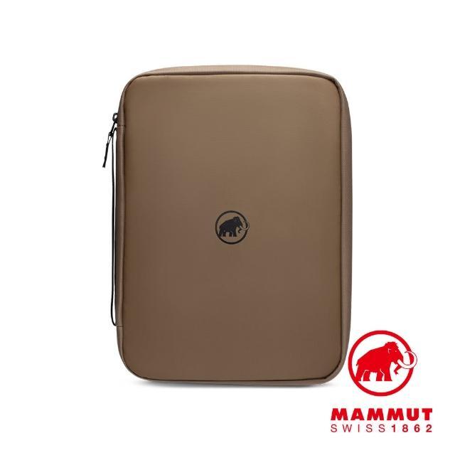 【Mammut 長毛象】Seon Laptop Case 簡約筆電手提包 深土棕 #2810-00220