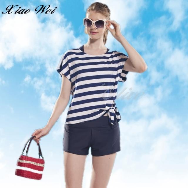 【小薇的店】泳之美流行大女時尚三件式比基尼泳裝(NO.288678-2L)