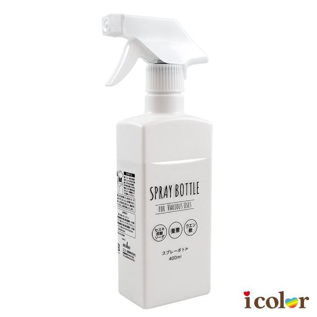 【i color】純白清潔劑專用替換噴瓶 400ml