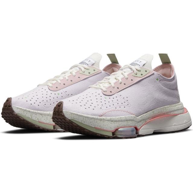【NIKE 耐吉】休閒鞋 女鞋 運動鞋 氣墊 緩震 W AIR ZOOM TYPE 粉 DM5450-611