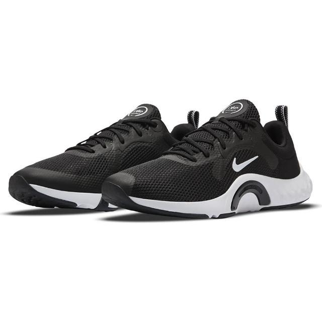 【NIKE 耐吉】慢跑鞋 女鞋 運動鞋 訓練 緩震 W RENEW IN-SEASON TR 11 W 黑 DN5116-004