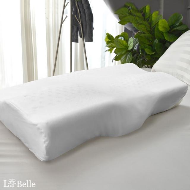 【La Belle】人體工學蝶型曲線支撐型乳膠枕