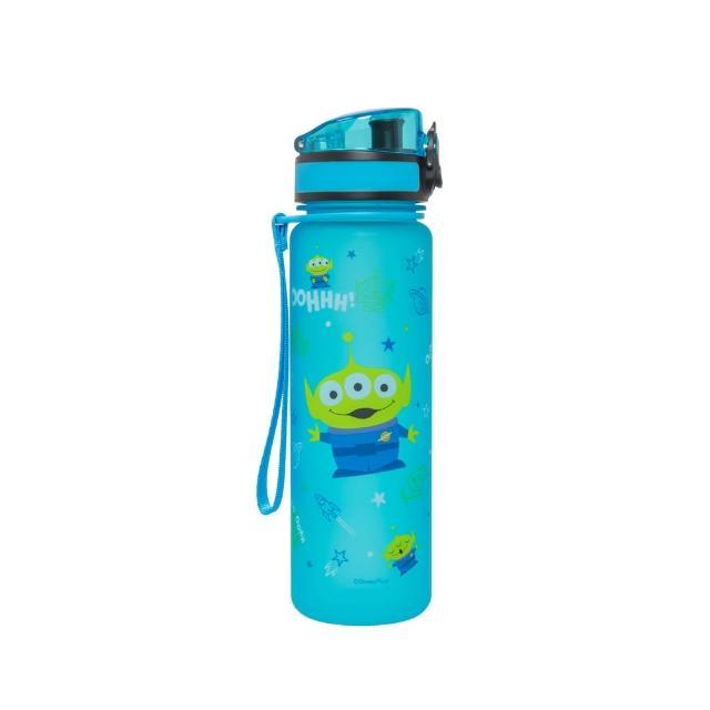 【Disney 迪士尼】玩具總動員三眼怪水杯500ml-藍色(IMDSB02LB)