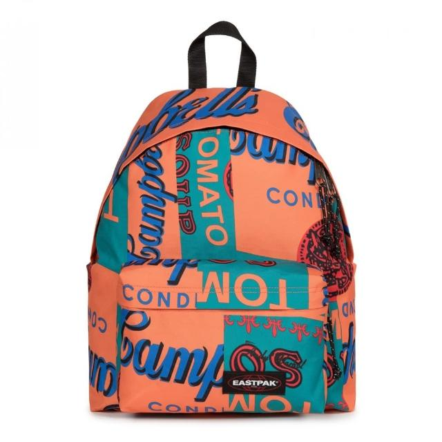 【EASTPAK】聯名款 Padded PakR系列 後背包(Andy Warhol Carrot)