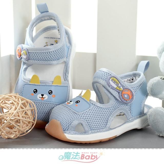 【魔法Baby】寶寶嗶嗶鞋 舒適耐磨幼童外出鞋(sk1214)