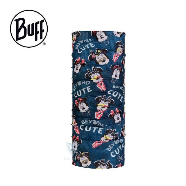 【BUFF】BF118307 經典頭巾Plus-兒童迪士尼-花樣米妮(經典頭巾/Original/兒童/青少年)