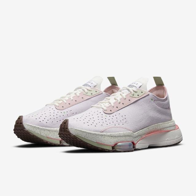 【NIKE 耐吉】休閒鞋 W NIKE AIR ZOOM TYPE 女鞋 粉紫(DM5450611)