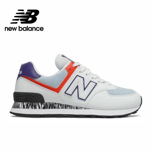 【NEW BALANCE】NEW BALANCE 女B楦 復古運動鞋 KAORACER WL574CS2