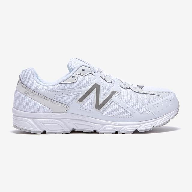 【NEW BALANCE】NB 慢跑鞋 女鞋 運動鞋 緩震 白 W480KW5